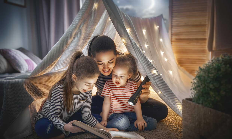10 cuentos para conseguir que los niños concilien el sueño