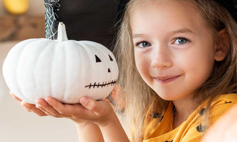 9 ideas para decorar vuestras calabazas de Halloween