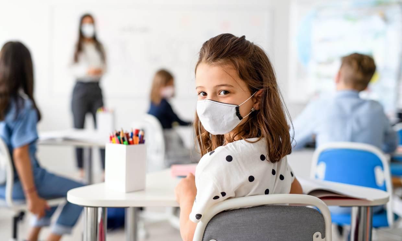 Aulas más ventiladas... ¿y niños más resfriados?