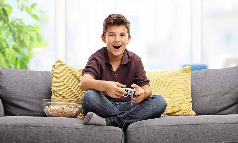 Señales que te indican que tu hijo está 'enganchado' a los videojuegos