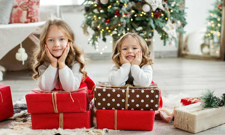 ¿Cuántos regalos (como máximo) debe recibir un niño por Navidad?