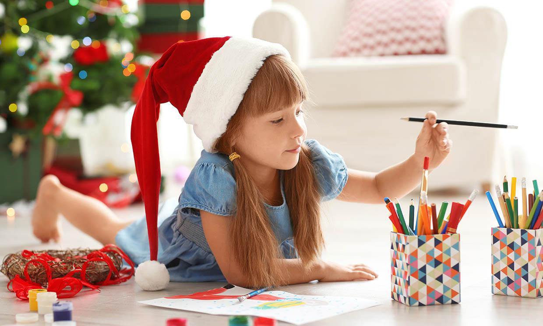 9 manualidades navideñas muy originales hechas con rollos de papel higiénico