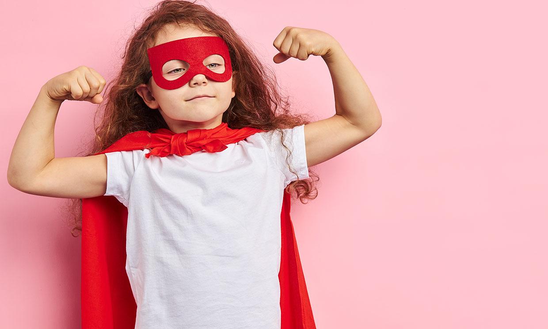 Nombres de niñas y niños inspirados en superhéroes