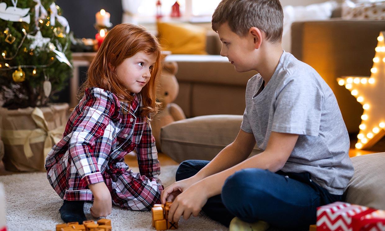 7 juegos para que los niños se lo pasen en grande