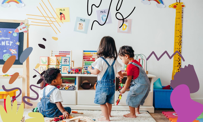 Cómo crear un 'ambiente Montessori' para los más pequeños en casa