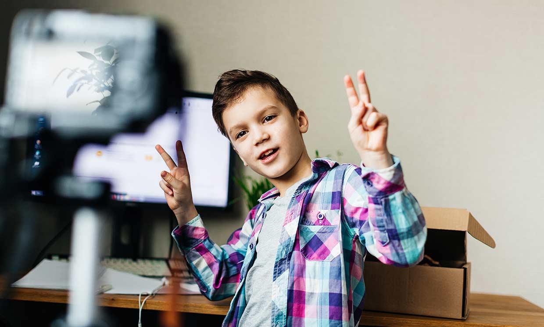 'Mamá, quiero ser youtuber'