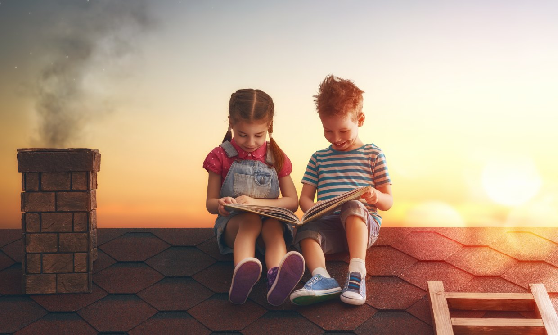Cuentos y rimas, la forma más efectiva y divertida para que tus hijos aprendan a leer y escribir