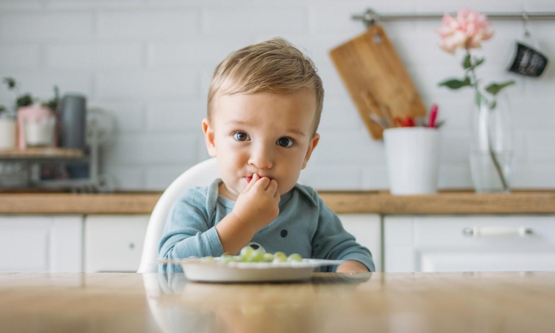 ¿Quieres que tu hijo coma mejor? Usa el método del plato