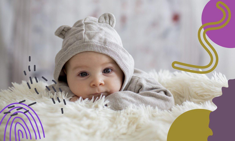 15 nombres cortos y muy originales para tu bebé