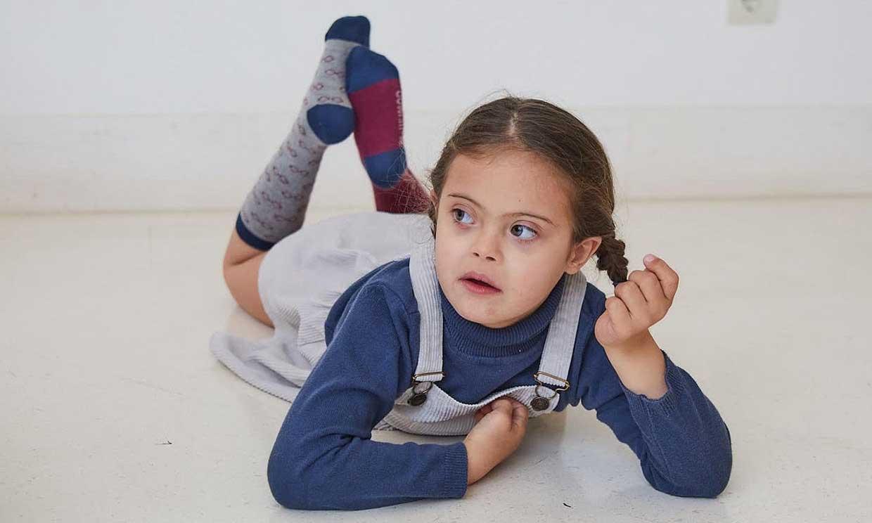 Pepita Mola, la pequeña 'influencer' que cambia miradas sobre el síndrome de Down