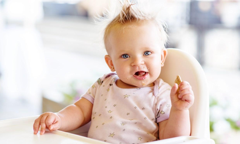 Cómo evitar atragantamientos en el bebé: los alimentos más peligrosos