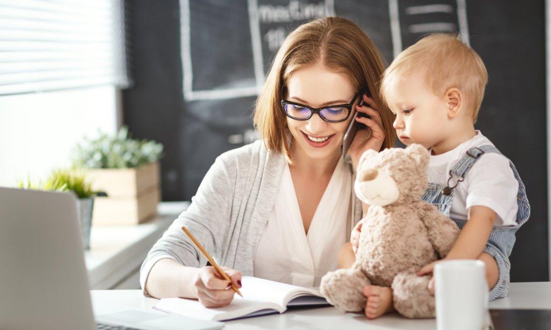 Madres emprendedoras: ¿qué ayudas pueden pedir?