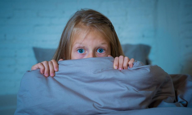 ¿Sabes cómo actuar ante los miedos infantiles?