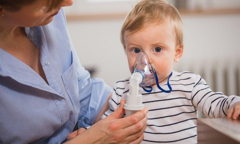 Mi hijo no respira bien: ¿puede ser bronquiolitis?