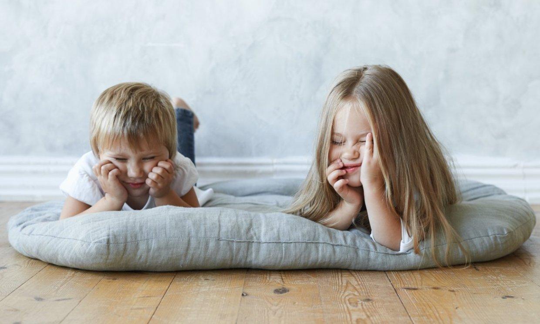 Si tu hijo se aburre, dile que utilice su imaginación
