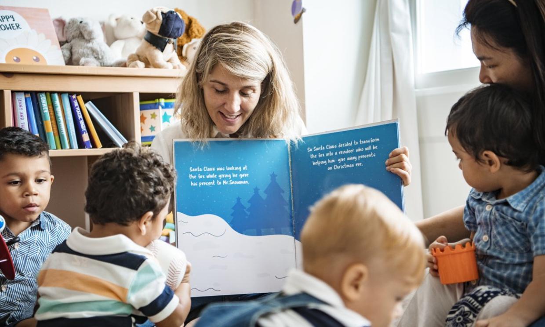 ¿Y si apuntas a tu hijo a un club de lectura infantil?