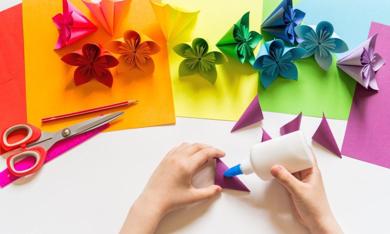 Manualidades: 7 flores de papel para regalarle a mamá