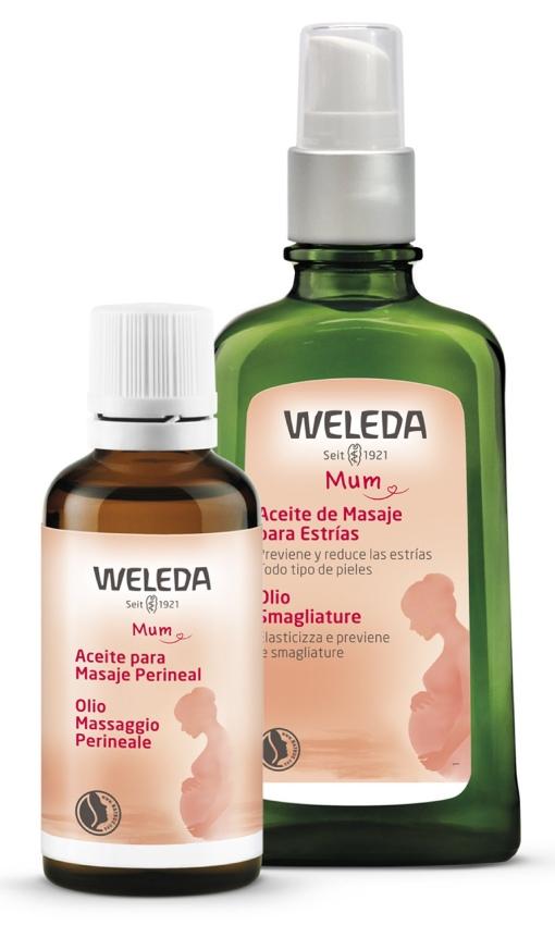 Un aceite o crema para prevenir las estrías