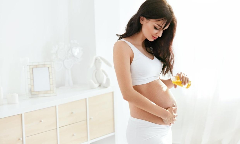 Estos son los cambios que se producen en tu piel durante el embarazo