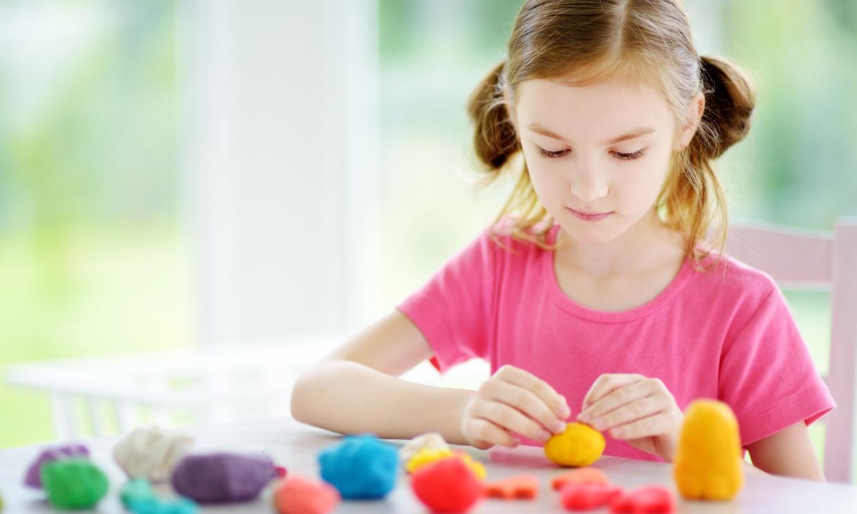 7 Manualidades con plastilina para desarrollar la psicomotricidad de los niños