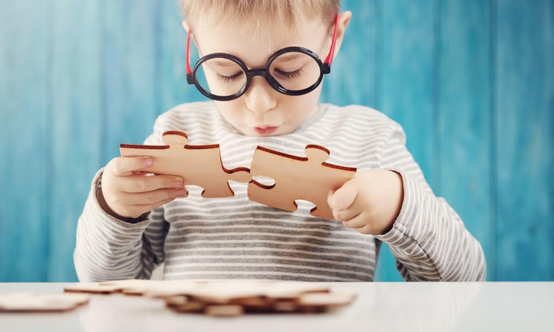 ¿Sabías que los puzles favorecen el desarrollo psicológico y cognitivo de los niños?