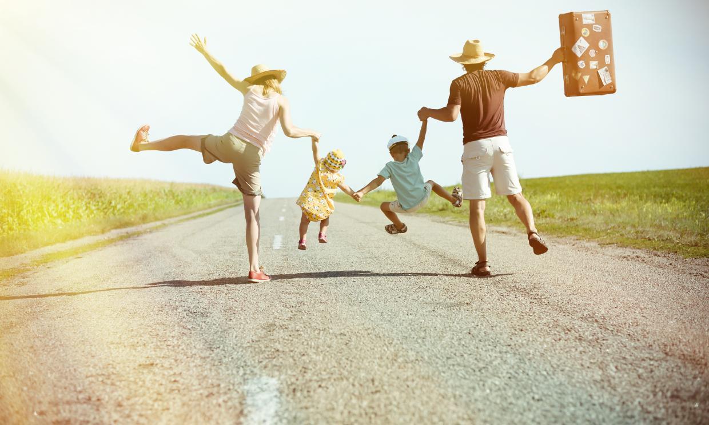 Guías infantiles para viajar a ocho destinos turísticos en familia