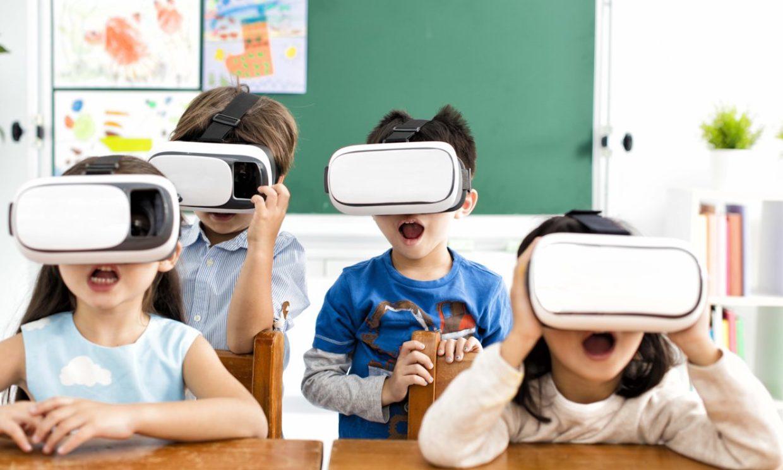 La realidad virtual podría ser la futura herramienta de aprendizaje en los colegios