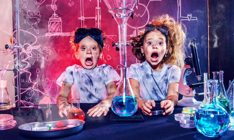 Experimentos fáciles y divertidos para hacer en casa con los niños