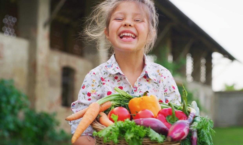 Las claves de @blancanutri para que los niños coman de manera saludable