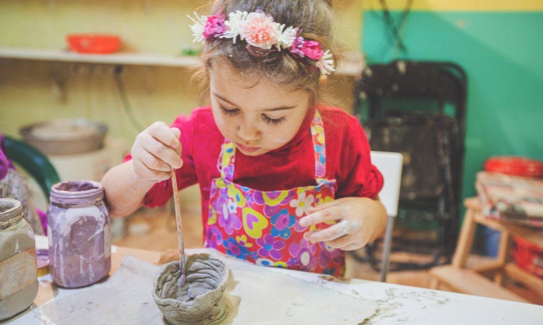 Estos son los beneficios que tiene el arte para los niños