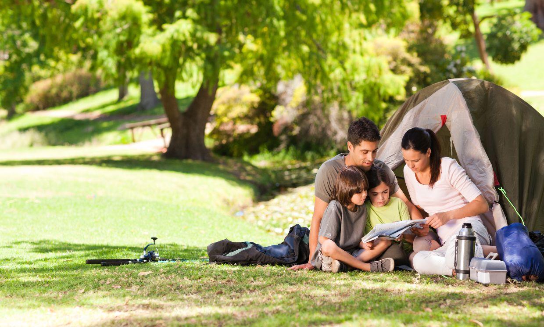 Consejos para ir de cámping con niños de forma segura