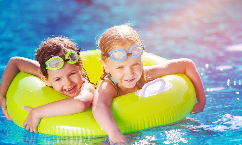 ¿Cómo afecta la piscina a la salud de los niños?