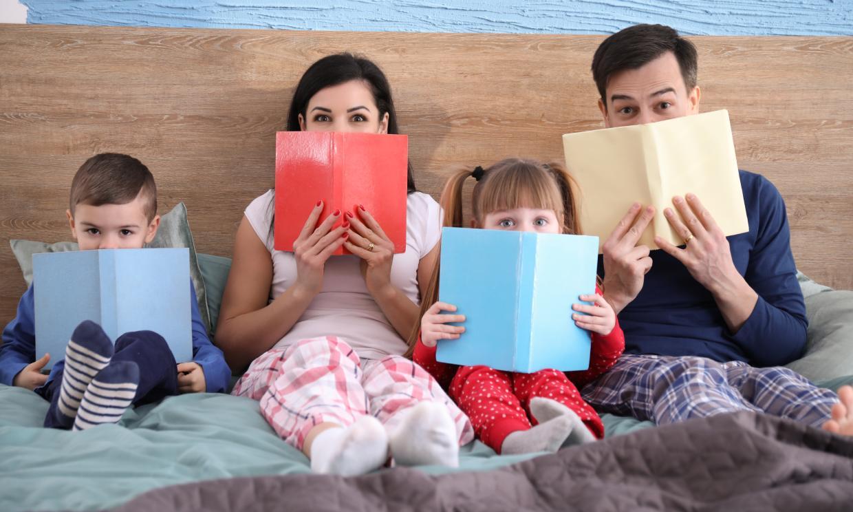 10 libros para leer en familia y aprender a ser felices