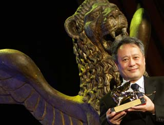 El director Ang Lee consigue su segundo León de Oro en una Mostra con sabor a Hollywood