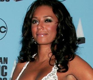 Melanie Brown queda en segundo lugar en Bailando con las estrellas - mel-b