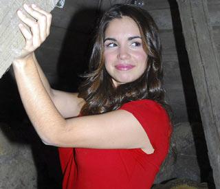 Elena Furiase, premiada por su papel en la serie 'El Internado'