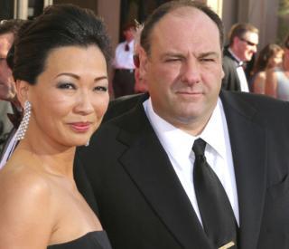 James Gandolfini, Tony Soprano, se ha casado