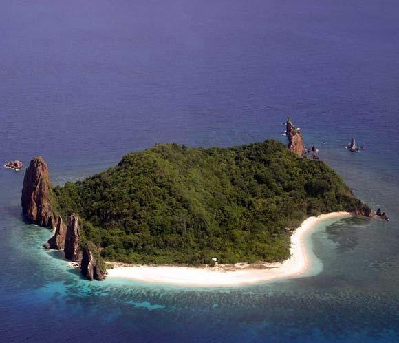Noticias for Hoteles en islas privadas