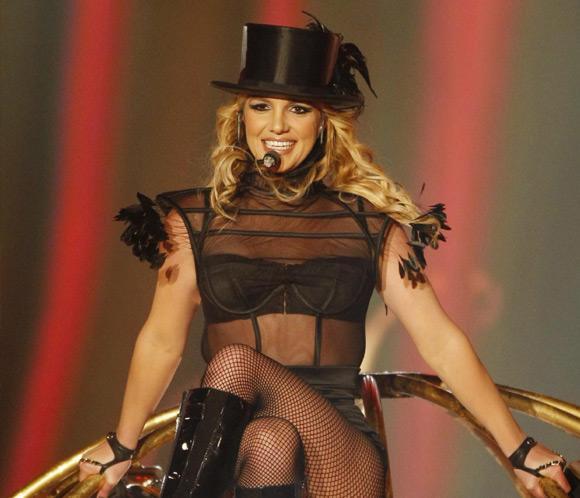 Britney lanza nuevo video sobre sexo