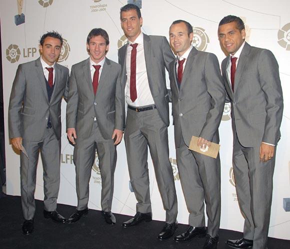jugadores de la liga de futbol: