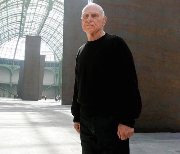 Richard Serra, Premio Príncipe de Asturias de las Artes 2010