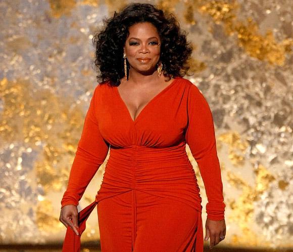 Oprah At Her Heaviest | Noticias - hola.com