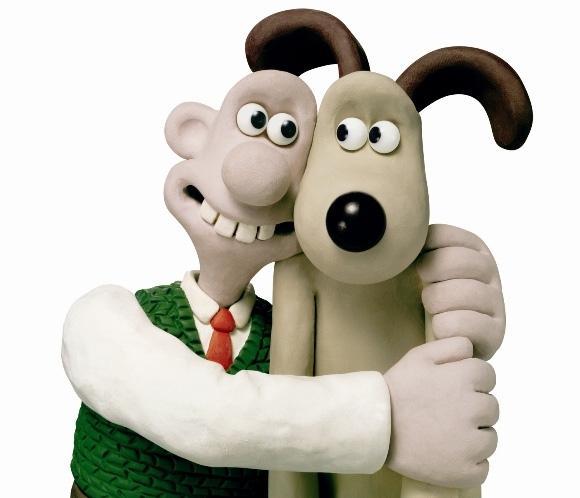 Muñecos en plastilina de perros - Imagui