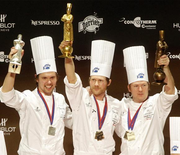 El concurso de cocina Bocuse d'Or premia la cocina escandinava
