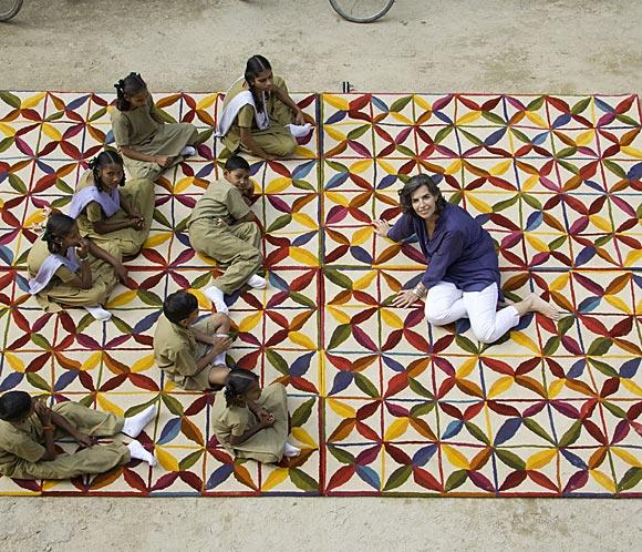 Noticias - Nani marquina alfombras ...