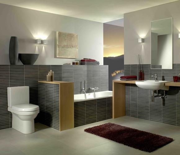 Decoración: Sanitarios que modernizan el cuarto de baño ...