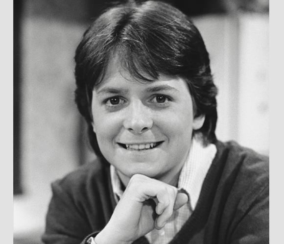Michael J.Fox se resiste al paso del tiempo