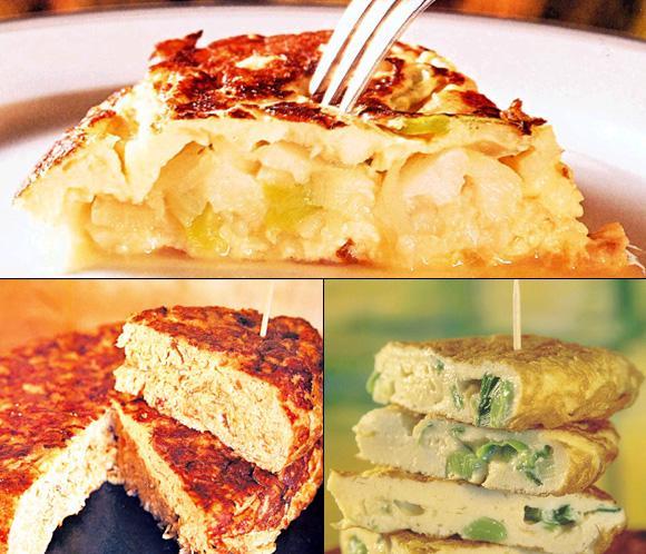 Cocina fácil: tres ideas para preparar una tortilla | Noticias ...