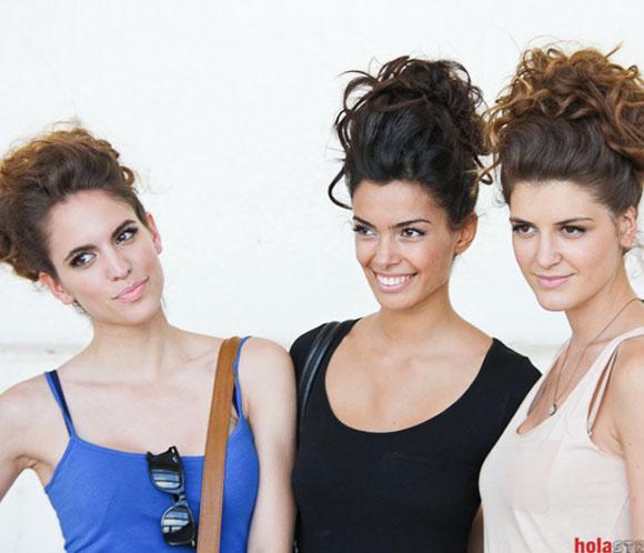 'Street Style': Modelos en Cibeles