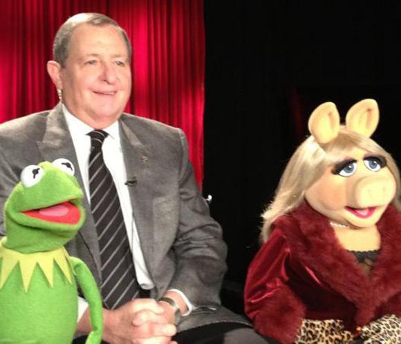 The Muppets Los Teleñecos La Rana Gustavo Triki El: Los Muppets Se Suman A La Lista De Presentadores De Los